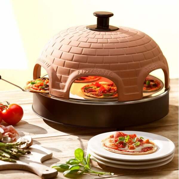 Pizzarette Pizza Oven By Tabletop Chefs.