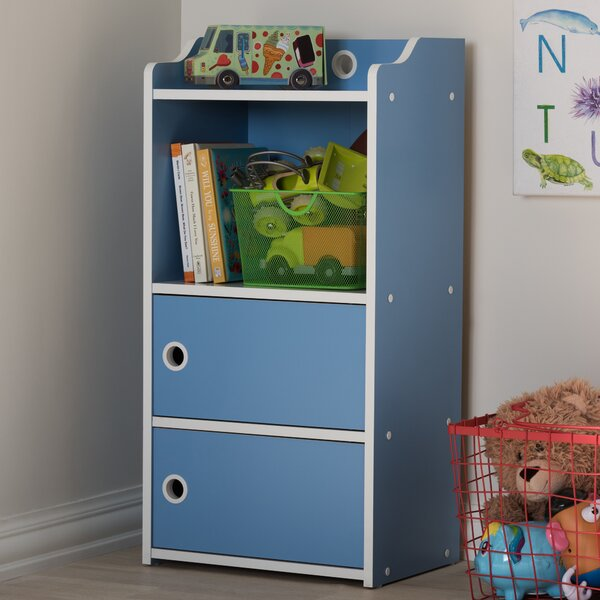 Kopf Standard Bookcase by Zoomie Kids