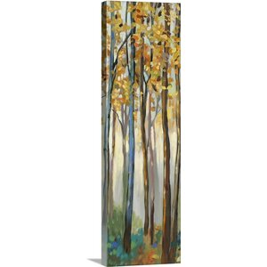 'Standing Tall II' by Allison Pearce Painting Print on Canvas by Great Big Canvas