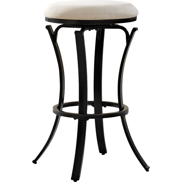 Irving 30.5 Swivel Bar Stool by Alcott Hill