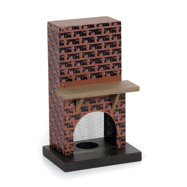 Brick Chimney Night Light Holder by Darice