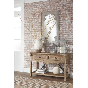 Look for Massimo Dazzelton Console Table By August Grove