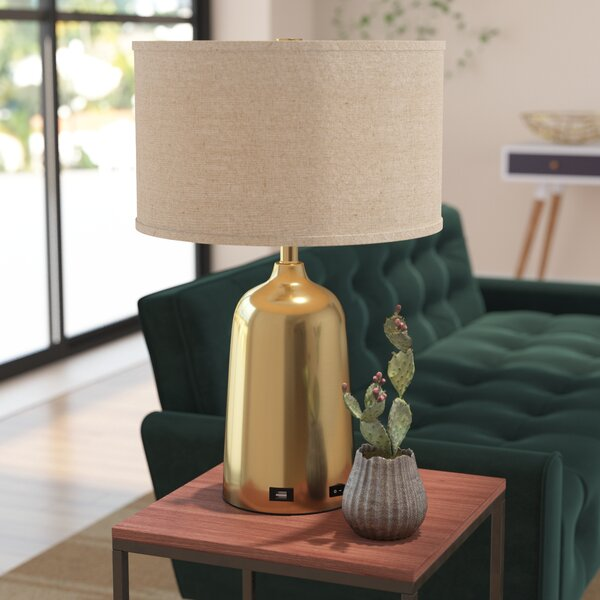 Omar 24 Table Lamp by Langley Street