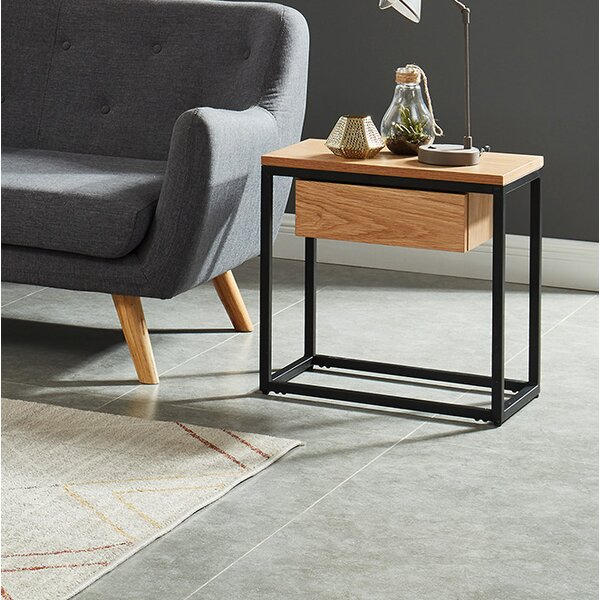 Oneybrook End Table by Brayden Studio