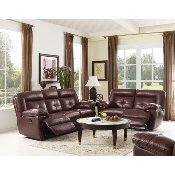 Duffett Reclining Living Room Set by Red Barrel Studio
