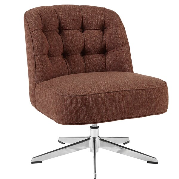 Beaufort Swivel Lounge Chair by Ivy Bronx