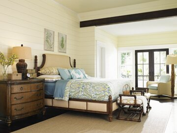 Bali Hai Panel Configurable Bedroom Set by Tommy Bahama Home
