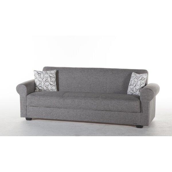Mattituck 92.1'' Round Arms Sofa By Red Barrel Studio