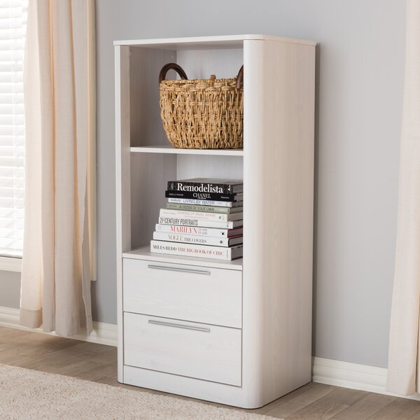 Plemons Standard Bookcase by Latitude Run