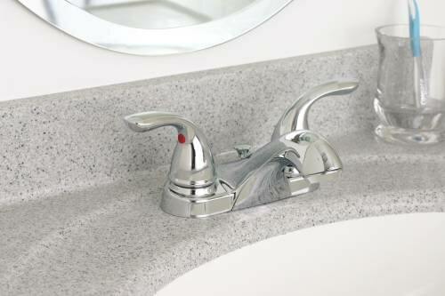 Westlake Centerset Bathroom Faucet with Drain Assembly by Premier Faucet