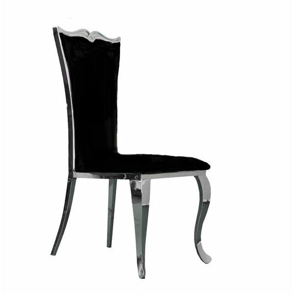 Brett Upholstered Dining Chair by House of Hampton