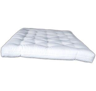 Geil Wool 6 Foam Core Couch Futon Mattress