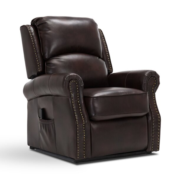 Lannie Power Lift Assist Recliner by Darby Home Co