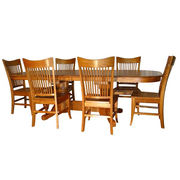 Eastwood 7 Piece Dining Set by August Grove