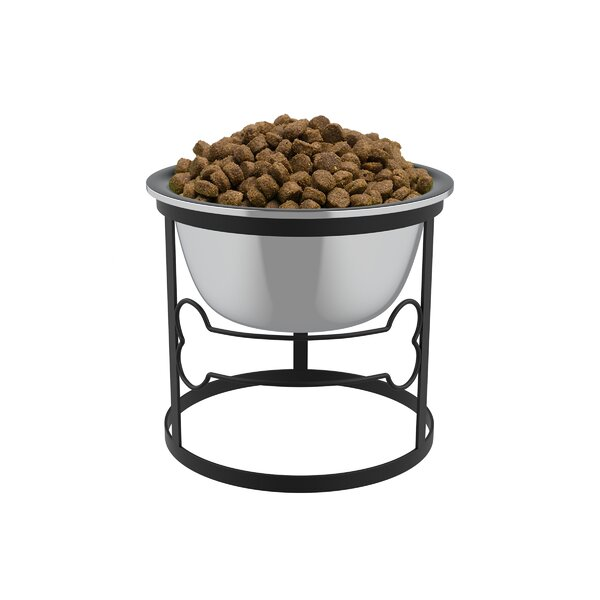 40 oz. Elevated Pet Bowl Soup Bowl by Petmaker