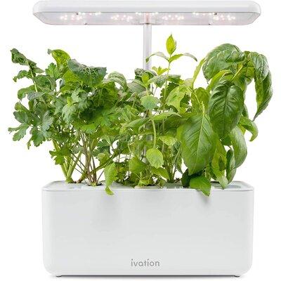Herb Garden Hydroponic Unit Ivation