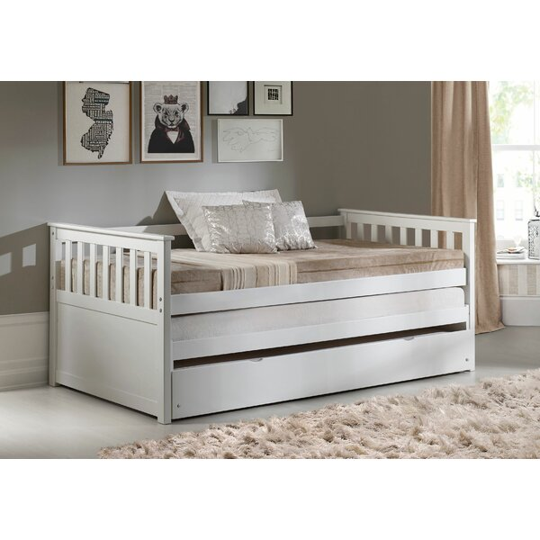 Mcmahan 3 Tier Twin Daybed With Trundle By Winston Porter
