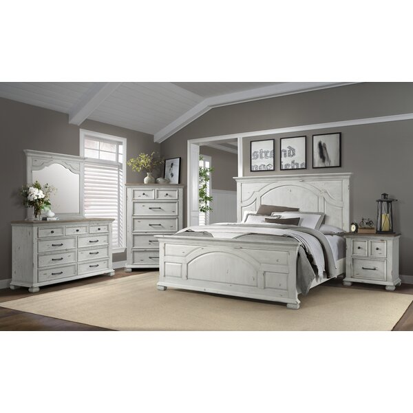 Schutz Standard Configurable Bedroom Set by Gracie Oaks