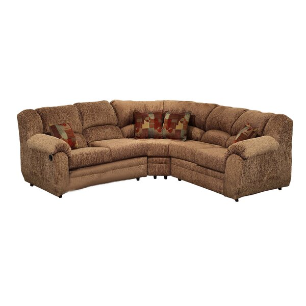 Heimdall Symmetrical Sectional By Red Barrel Studio