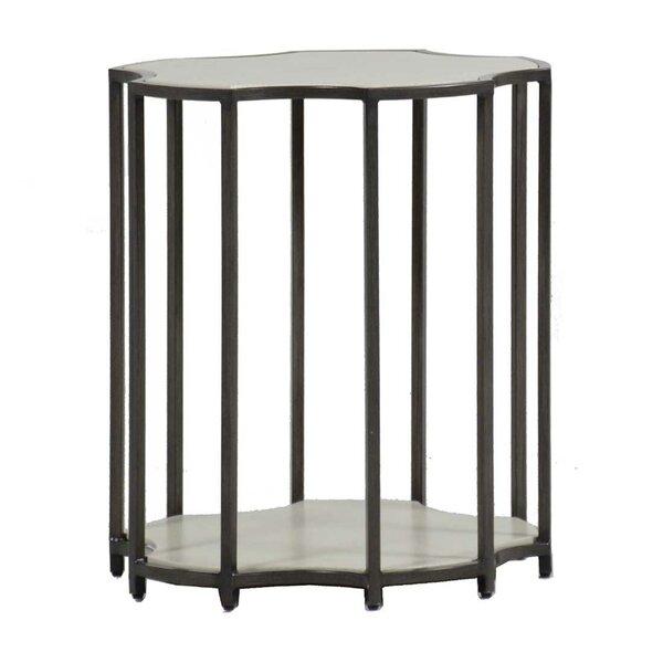 Stone/Concrete Side Table