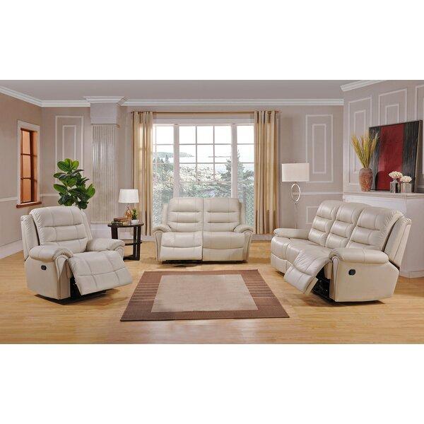 Shantell Reclining Configurable Living Room Set by Red Barrel Studio