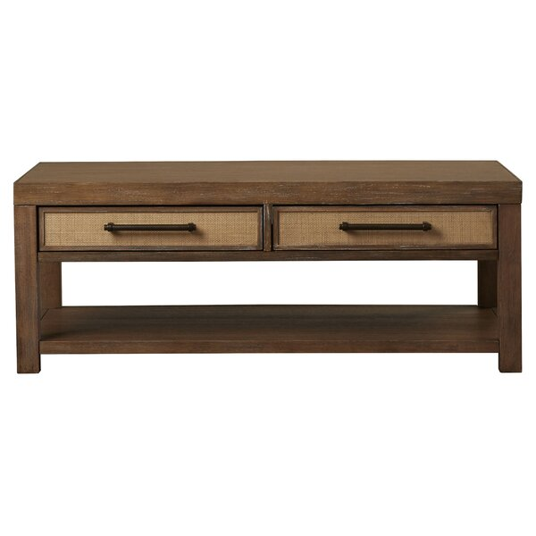 Fairview Coffee Table by Loon Peak