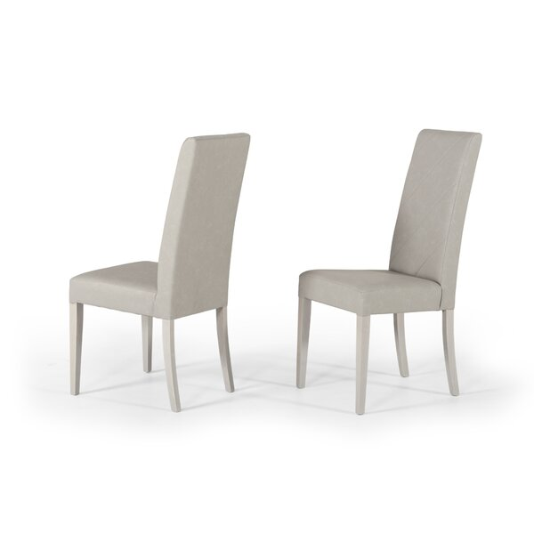 Labombard Modern Upholstered Dining Chair (Set of 2) by Brayden Studio