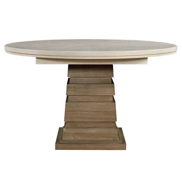 Peaches Extendable Dining Table by Bloomsbury Market