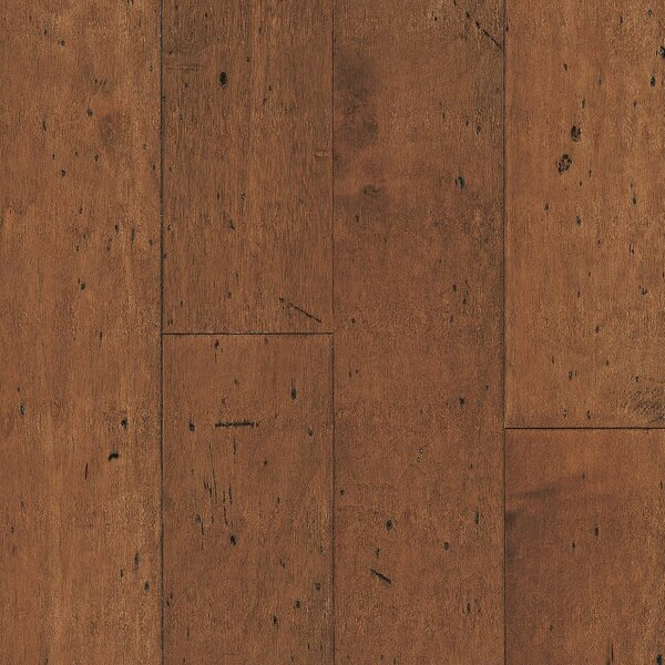 American Originals 5 Engineered Maple Hardwood Flooring in Low Glossy Ponderosa by Bruce Flooring