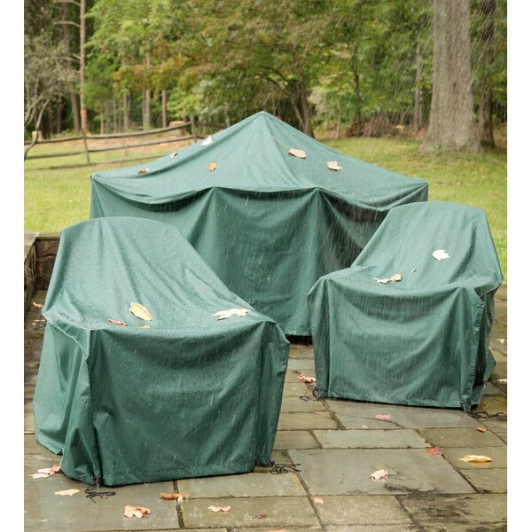 All-Weather Grill Cover - Fits up to 24 by Plow & Hearth