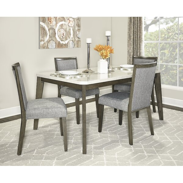 Beldale 5 Piece Dining Set by Gracie Oaks