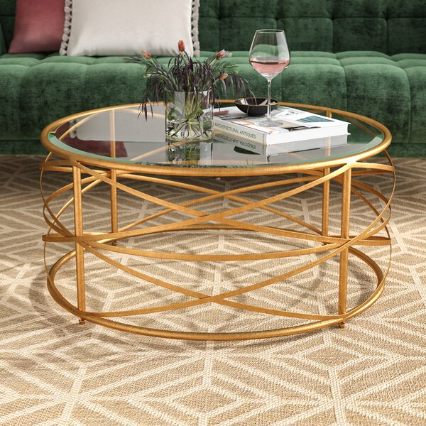 Borunda Coffee Table by Willa Arlo Interiors