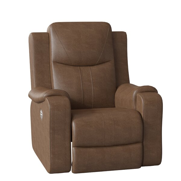 Marvel Leather Manual Rocker Recliner by Southern Motion Southern Motion