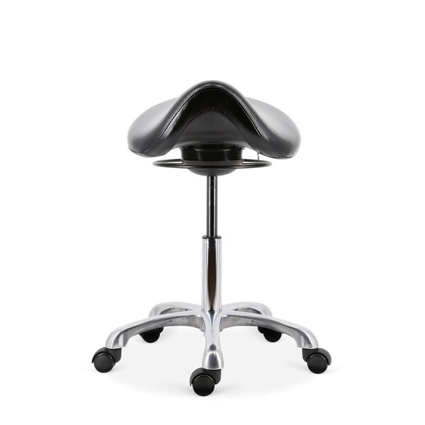 Enjoyable Altizer Height Adjustable Lab Stool By Symple Stuff Caraccident5 Cool Chair Designs And Ideas Caraccident5Info