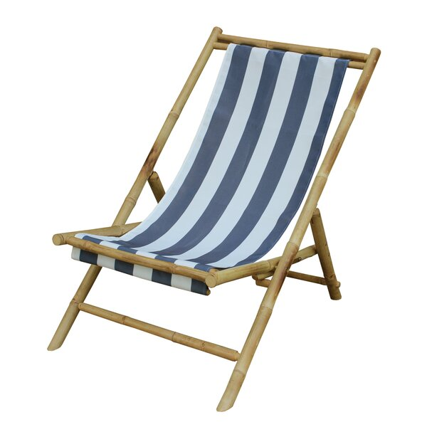 Sling Folding Beach Chair by Highland Dunes Highland Dunes