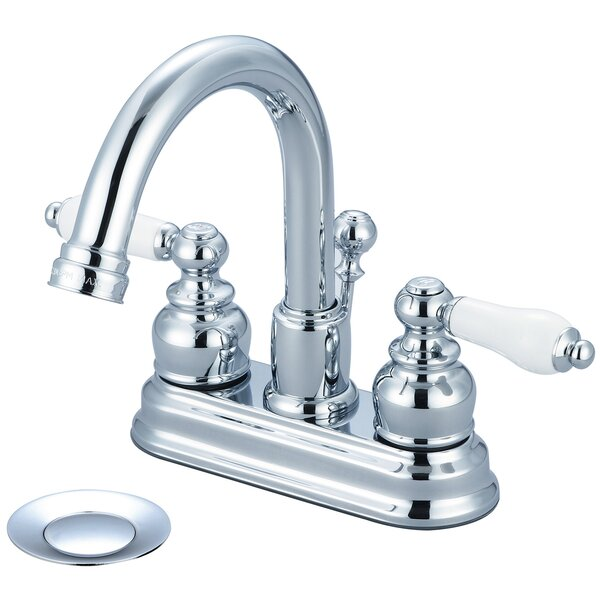 Brentwood Centerset Bathroom Faucet by Pioneer