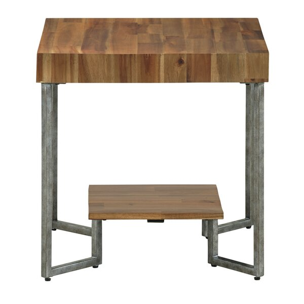 Bolivar Square End Table by Foundry Select Foundry Select