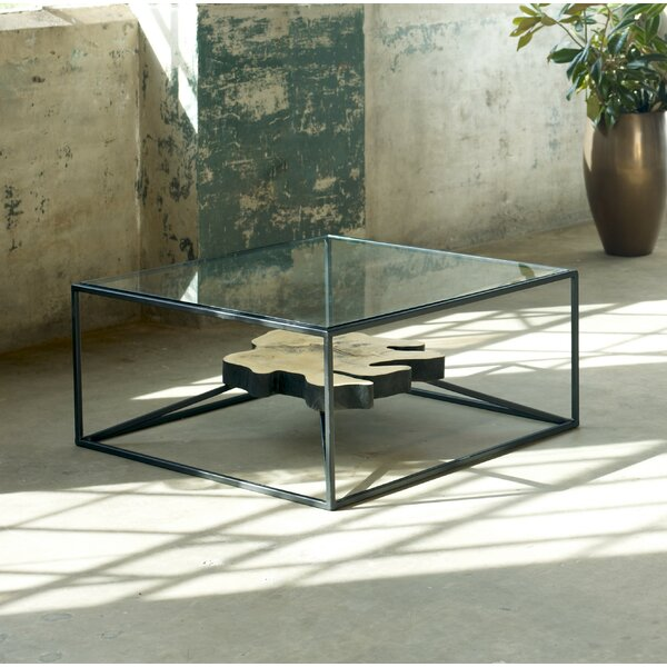 Clarksville Floating Origins Coffee Table by Foundry Select