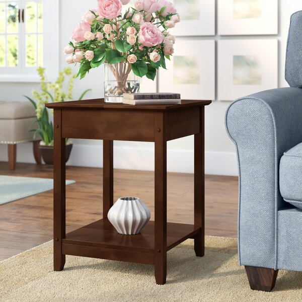 Haines End Table by Andover Mills