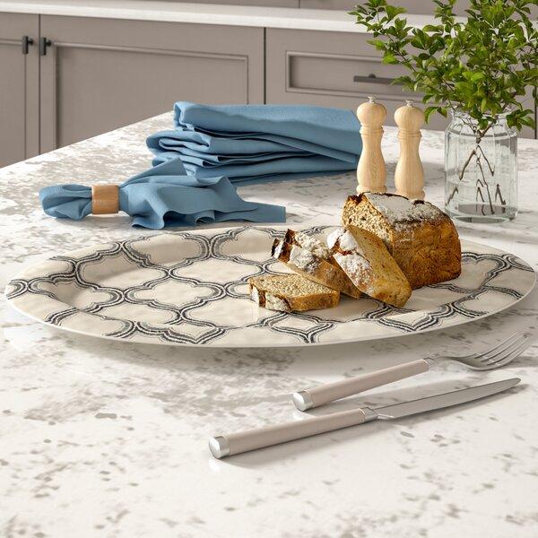 Algiers Melamine Platter by Birch Lane™