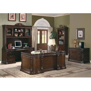 Rosier 4 Piece Office Set