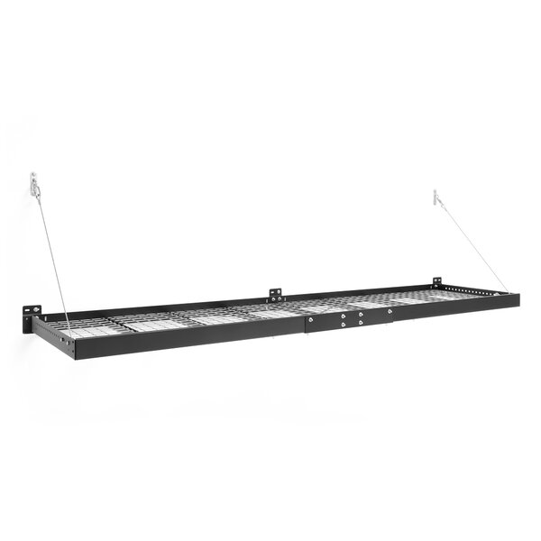 Pro Series Steel Wall Shelf (Set of 2) by NewAge Products