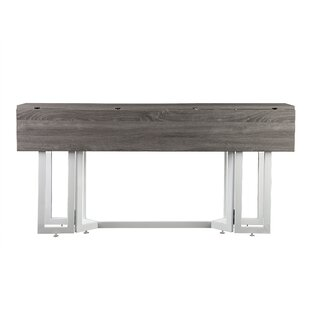 adams extendable dining table - Grey Extending Dining Table