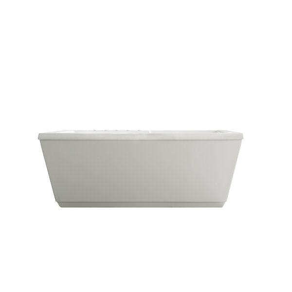 Freestanding Soaking Bathtub by Streamline Bath