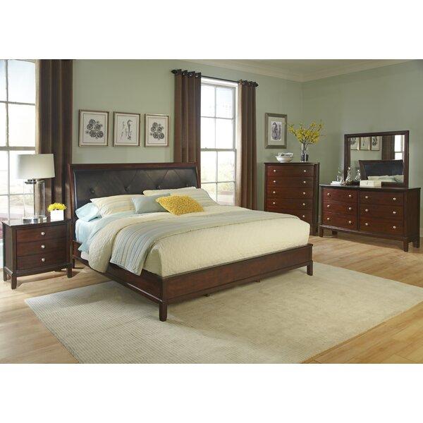 Denver Platform Configurable Bedroom Set by Wildon Home ®