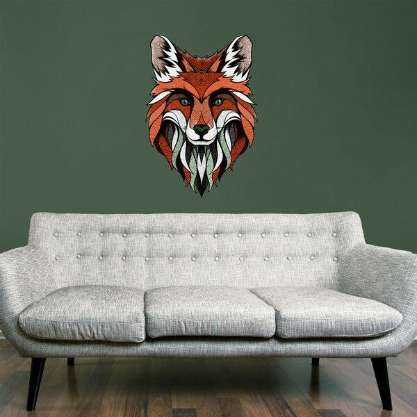 Fox Wall Decal by My Wonderful Walls