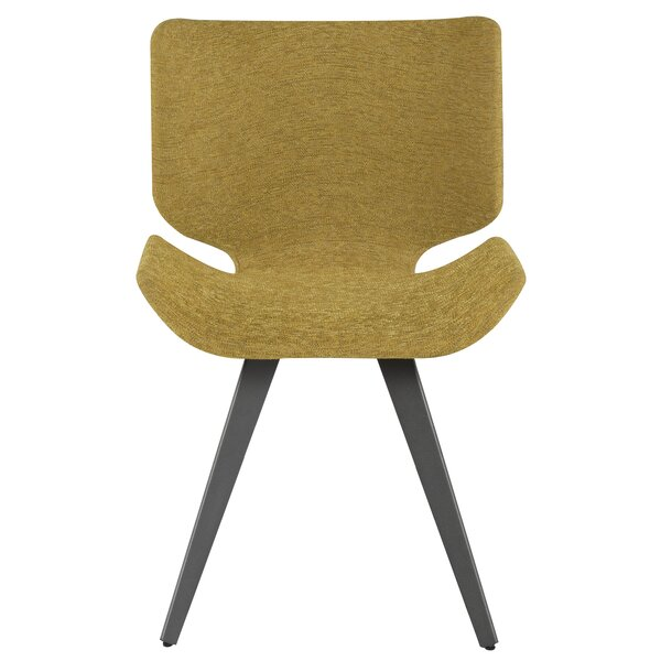 Robichaux Upholstered Dining Chair by Everly Quinn Everly Quinn