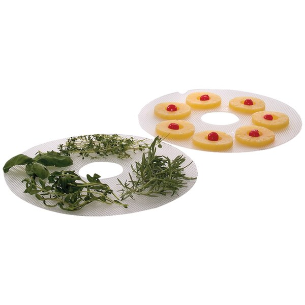 Clean- A-Screen® For 4 Tray 500-Watt Food Dehydrator (Set of 2) by Nesco