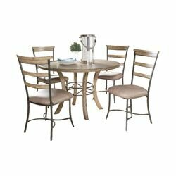 Rude 5 Piece Dining Set by Birch Lane™ Heritage