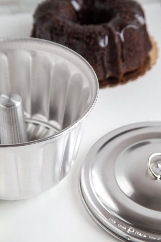 Fox Run Brands Steamed Pudding Mold And Lid Amp Reviews